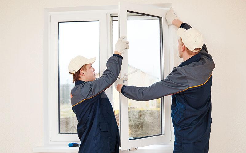 Avant de réparer vos portes et fenêtres