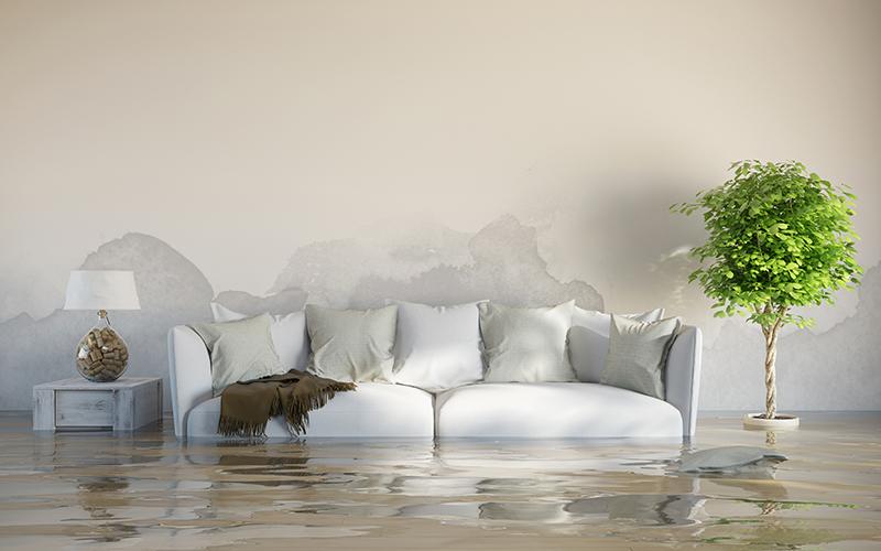 inondations au sous-sol